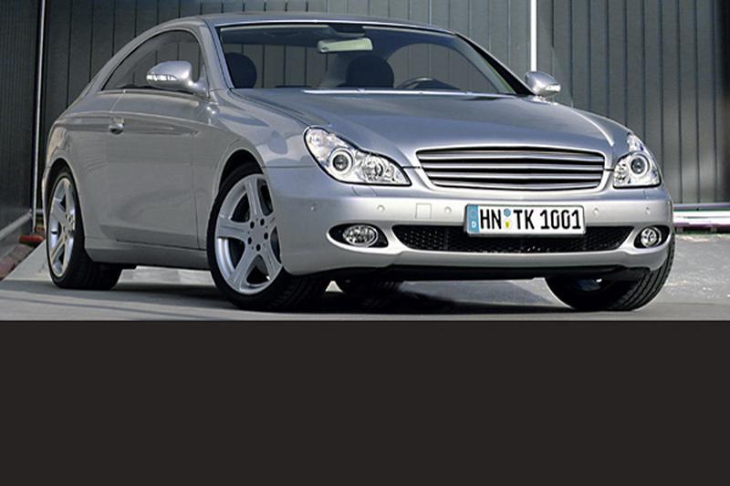 Xenatec shows off its dream cars bentley suv bmw 6 for Mercedes benz 650i