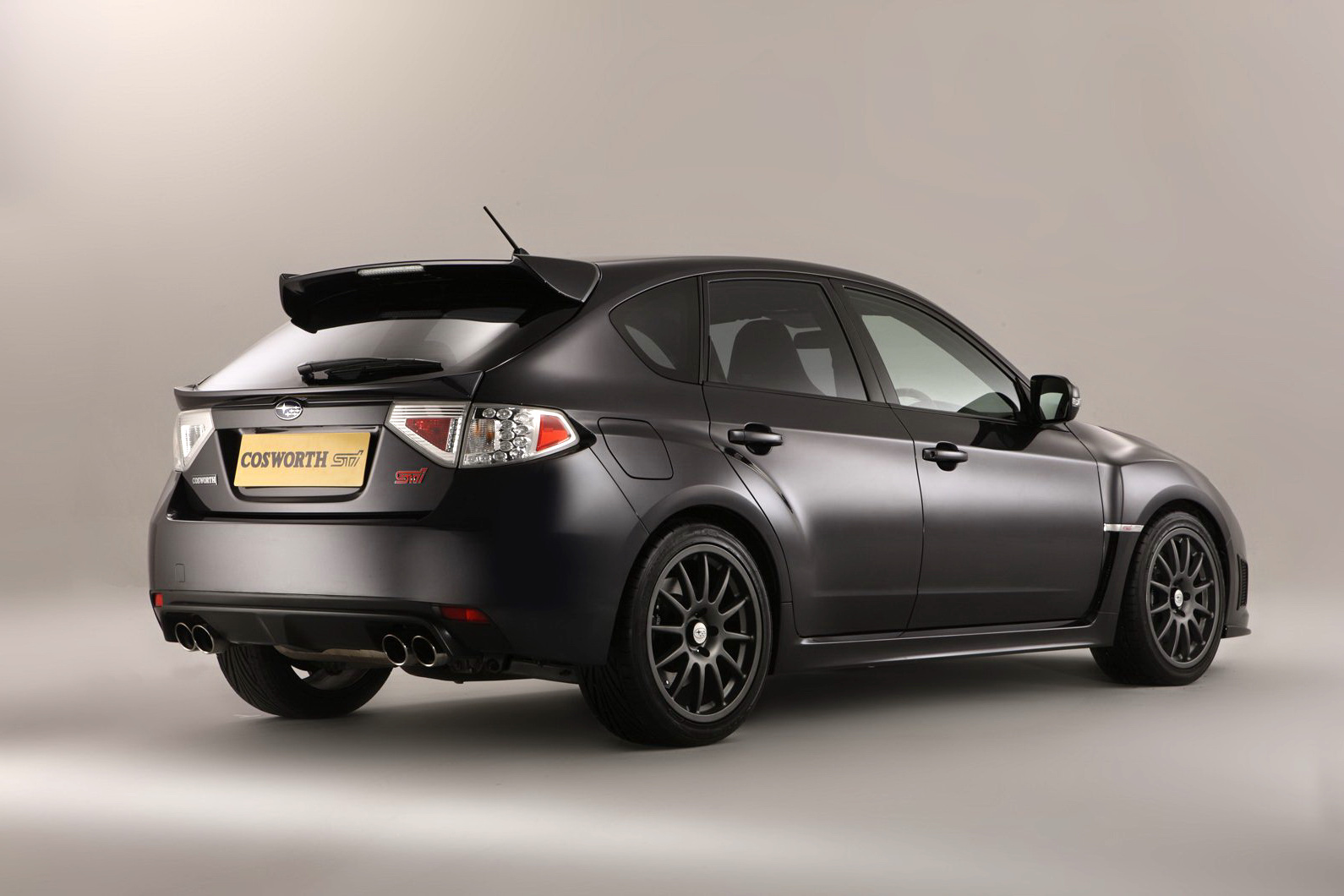 Subaru Cosworth Impreza Sti Cs400 Official Photos Of 400hp Strong Limited Edition Carscoops