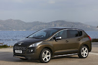 Peugfeot 3008 Crossover 2 Peugeot UK Launches 3008 with More Powerful Diesel and Six Speed Auto Photos