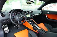 2011 Audi TTS 8 New Photos of Facelift Model Photos