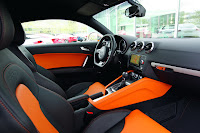 2011 Audi TTS 9 New Photos of Facelift Model Photos