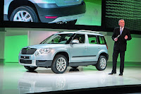 Skoda Yeti SUV 4 Skodas Yeti Compact SUV with 4x4 finally revealed