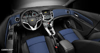 Chevrolet Cruze Paris 19 Chevrolet prices new Cruze from £11,545 in the UK Photos