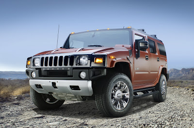 Hummer H2 BL 1 Hummer Launches H2 Limited Dark Chrome Edition in UAE   Photos