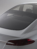 Tesla Model S Sports Sedan Carscoop