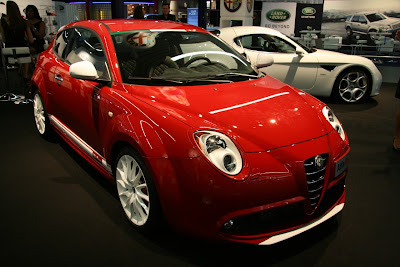 Alfa Romeo MiTo Veloce 3 Alfa Romeo MiTo Veloce Sub GTA model with 180HP Debuts at AutoRAI Photos