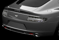 Aston Martin Rapide High-Res Carscoop