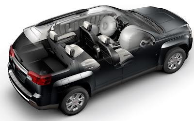 2010 GMC Terrain SUV