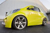Scion iQ Concept Five Axis Carscoop