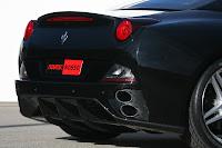 Ferrari California Novitec Rosso 15 Novitec Rosso Ferrari California with 500HP and Subtle Aero and Suspension Upgrades