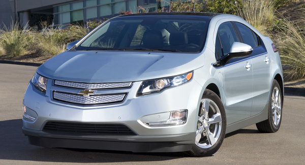 Chevy Volt 0 GM to Invest $336 Million in Detroit Area Plant to Build Chevrolet Volt Photos