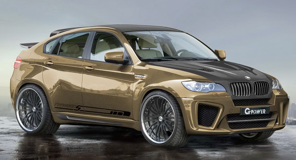 G Power S Modded Bmw X5m And X6m Make 600hp
