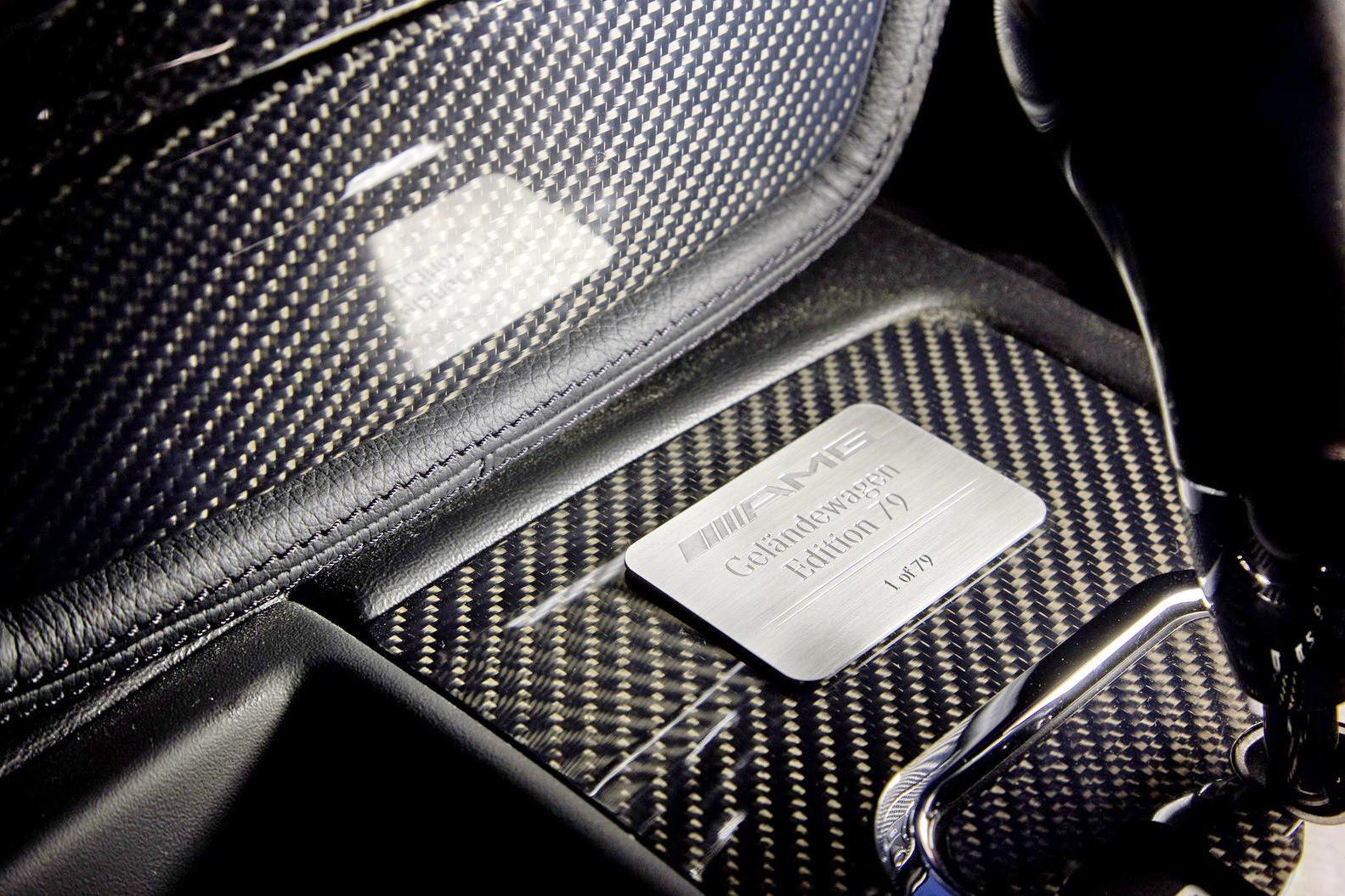 "Mercedes G55 AMG Edition79 43 Dubai Show: Mercedes Benz G55 AMG Kompressor ""Edition 79"" Special"