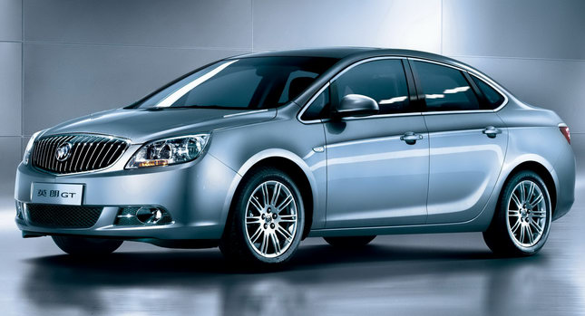 2011 Buick Excelle GT 0 New Buick Excelle GT Debuts in China U.S. Version to Follow Photos