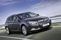 Vauxhall Insignia Sports Tourer 4x4 CDTi 15 Vauxhall Combines 160HP 2.0L Diesel with 4x4 System on Insignia Range   Photos