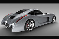 Panoz Abruzzi Spirit of Le Mans 4 Panoz Unleashes New Abruzzi Spirit of Le Mans Supercar Photos