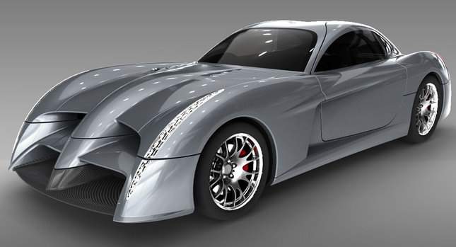 Panoz Abruzzi Spirit of Le Mans 0 Panoz Unleashes New Abruzzi Spirit of Le Mans Supercar Photos