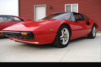 Ferrari 308 GTSi 8 Ferrari 308 GTSi Owner Swaps Maranellos V8 for Pontiac Fierros V6 Photos Videos