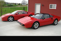 Ferrari 308 GTSi 9 Ferrari 308 GTSi Owner Swaps Maranellos V8 for Pontiac Fierros V6 Photos Videos