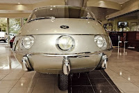 1960 Pininfarina X 2 One Off 1960 Pininfarina X Concept up for Sale Photos