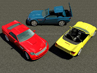 Ford Thunderbird 07 Designer Revives Ford Thunderbird with Hardtop Roadster Concept Photos