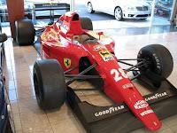 1991 Ferrari F1 Racer 12 Dealer Selling Jean Alesis Ferrari F1 Scuderia Tipo 642 Racer Photos Videos