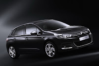 2011 Citroen C4 12 New Citroën C4 Breaks Cover First Official Pictures of Focus Fighter Photos