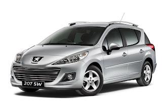 Peugeot 207 Millesim 200 2 Peugeot UK Announces 207 Millesim 200 Special Edition Photos