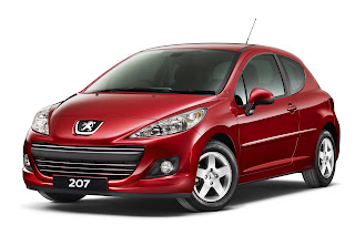 Peugeot 207 Millesim 200 1 Peugeot UK Announces 207 Millesim 200 Special Edition Photos