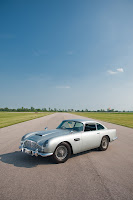 James Bond 1964 Aston Martin DB5 11 James Bonds Original 007 Aston Martin DB5 up for Sale Photos