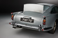James Bond 1964 Aston Martin DB5 25 James Bonds Original 007 Aston Martin DB5 up for Sale Photos