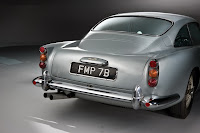 James Bond 1964 Aston Martin DB5 26 James Bonds Original 007 Aston Martin DB5 up for Sale Photos