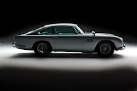 James Bond 1964 Aston Martin DB5 32 James Bonds Original 007 Aston Martin DB5 up for Sale Photos