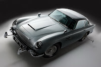 James Bond 1964 Aston Martin DB5 62 James Bonds Original 007 Aston Martin DB5 up for Sale Photos
