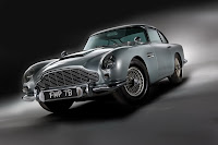 James Bond 1964 Aston Martin DB5 63 James Bonds Original 007 Aston Martin DB5 up for Sale Photos