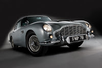 James Bond 1964 Aston Martin DB5 68 James Bonds Original 007 Aston Martin DB5 up for Sale Photos