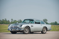 James Bond 1964 Aston Martin DB5 104 James Bonds Original 007 Aston Martin DB5 up for Sale Photos