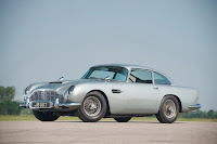 James Bond 1964 Aston Martin DB5 105 James Bonds Original 007 Aston Martin DB5 up for Sale Photos