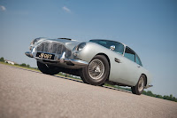 James Bond 1964 Aston Martin DB5 106 James Bonds Original 007 Aston Martin DB5 up for Sale Photos