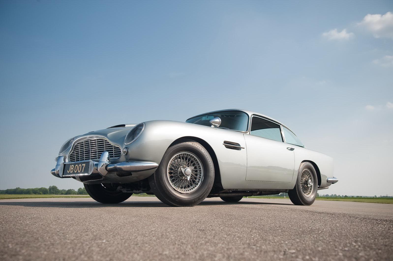 james bond 1964 aston martin db5 111 james bonds original 007 aston. Cars Review. Best American Auto & Cars Review