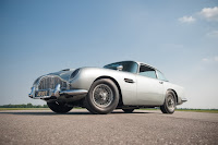 James Bond 1964 Aston Martin DB5 111 James Bonds Original 007 Aston Martin DB5 up for Sale Photos