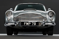 James Bond 1964 Aston Martin DB5 118 James Bonds Original 007 Aston Martin DB5 up for Sale Photos