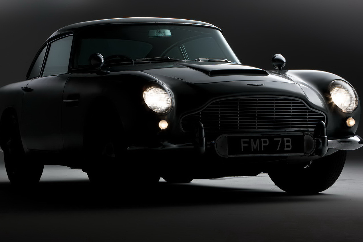 james bond 1964 aston martin db5 121 james bonds original 007 aston. Cars Review. Best American Auto & Cars Review