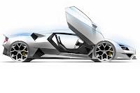 Lamborghini Cnossus Concept 40 Lamborghini Cnossus Concept Design  What do you Think Photos Videos