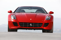 Ferrari 599 1 Ferrari Boss Announces 599 GTB Roadster Special   Photos
