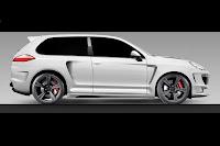 Porsche Cayenne Coupe 3 Coachbuilder Teases Porsche Cayenne Coupe SUV Special Photos