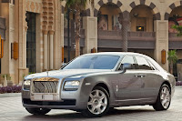 Rolls Royce Ghost 4 Rolls Royce Sales Surge 146% in the First Five Months of 2010 Photos