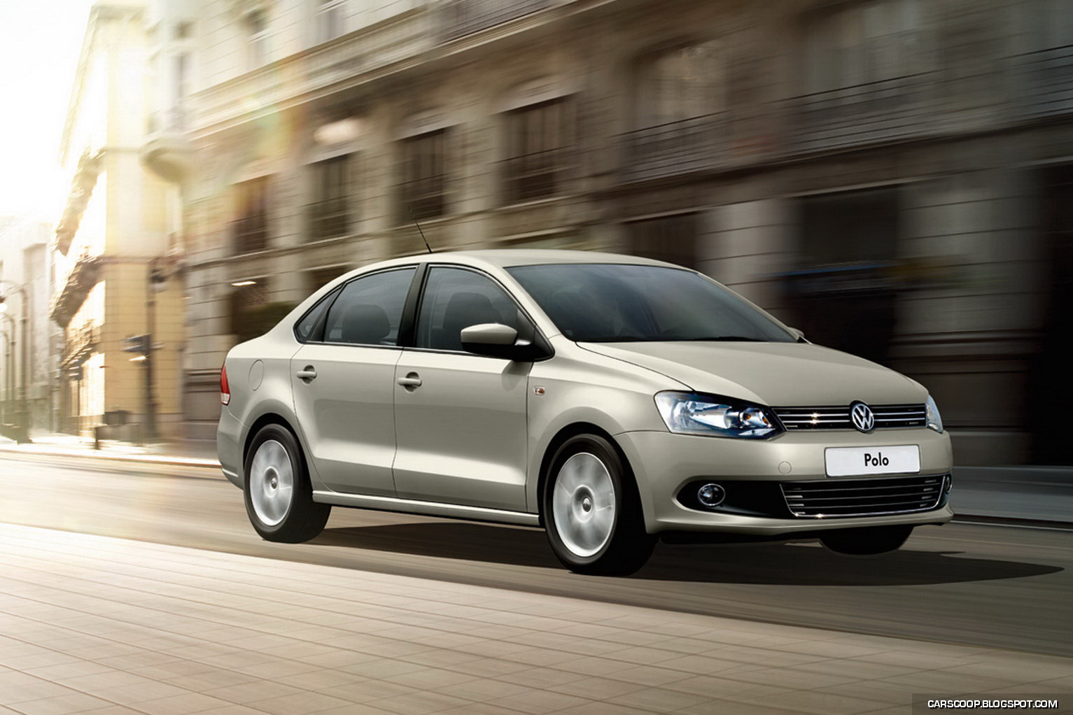 2011 Vw Polo Sedan New Photo Gallery Plus Info On India Market Version That That Resurrects