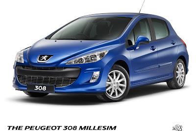 Peugeot 308 Millesim 2 Peugeot Treats 308 Range with Millesim 200 Special Edition Models Photos