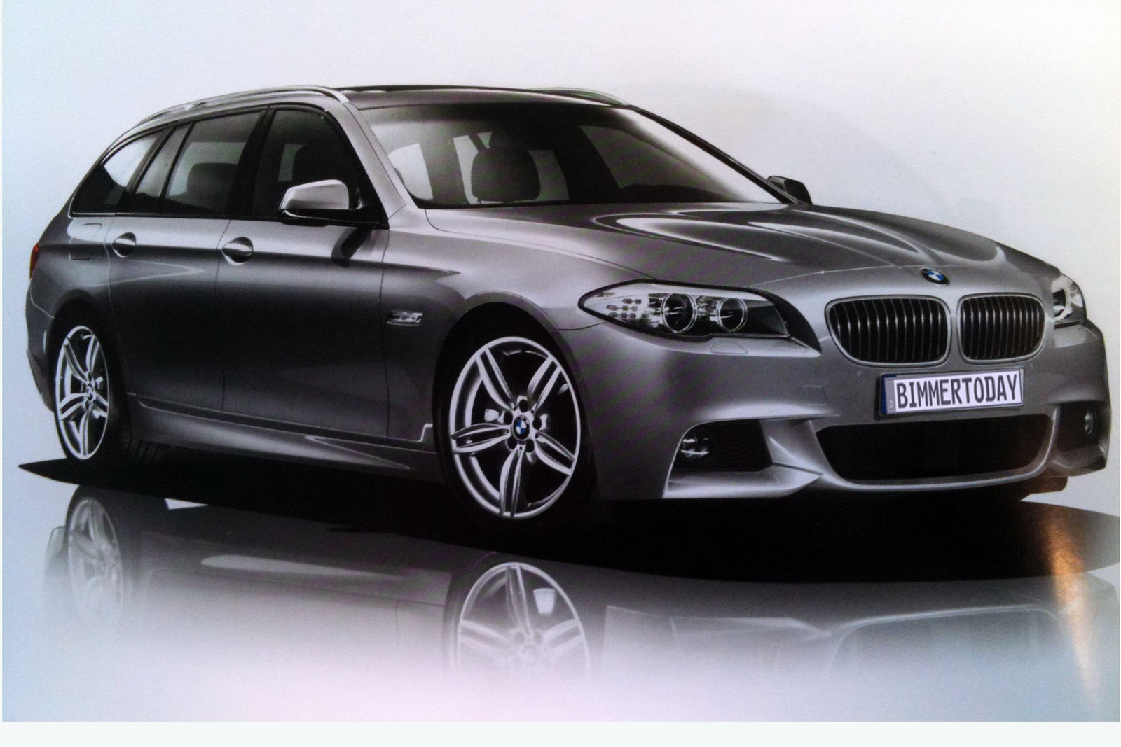 2011 bmw 5 series m sport package catalogue leaked. Black Bedroom Furniture Sets. Home Design Ideas